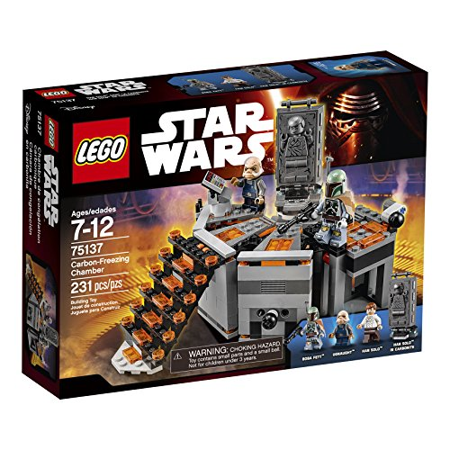 LEGO Star Carbon Freezing Chamber 75137 product image