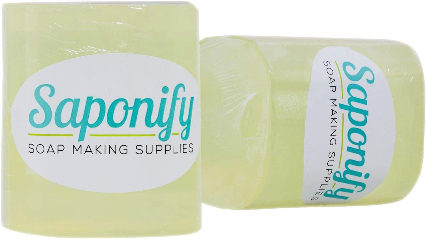 Make Your Own Gentle Glycerine Soaps with Our Professional Grade Base Saponify 2LB Colloidal Oatmeal Melt and Pour Soap Base
