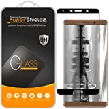 """[2-Pack] Supershieldz for Huawei """"Mate 10"""" Tempered Glass Screen Protector, Anti-Scratch, Bubble Free, Lifetime Replacement Warranty (Black)"""