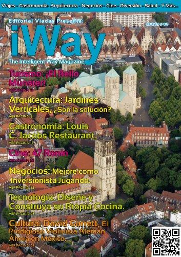 Descargar Libro Iway Magazine Enero Virginia Viadas Diaz