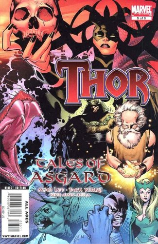 Thor Tales of Asgard Issue 5