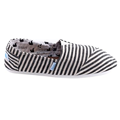 PAEZ Mens FOLKIES Alaska Canvas Alpargatas ...
