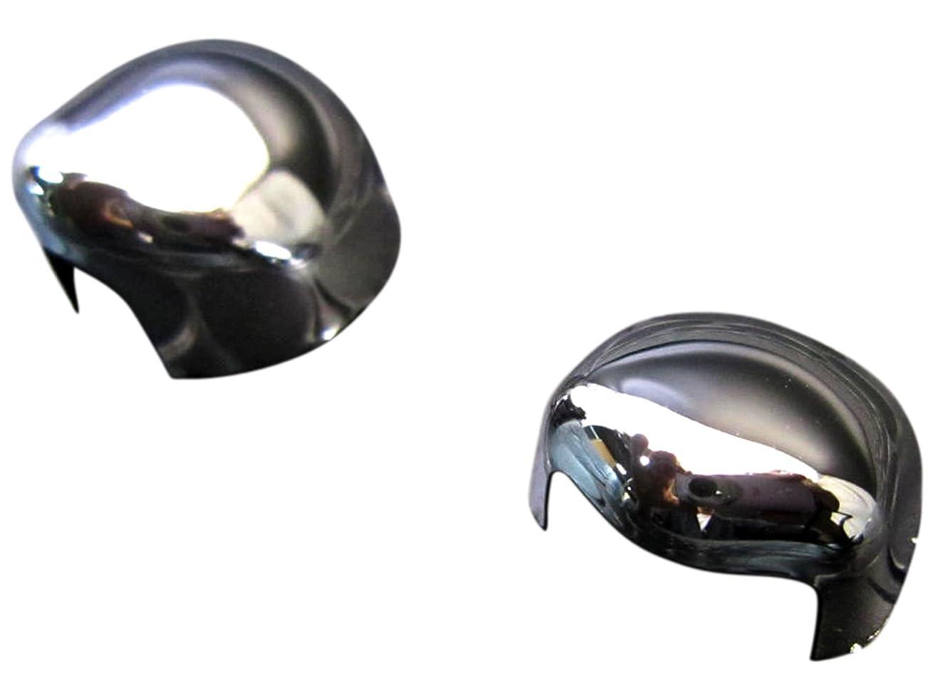 ロマンチック疑い者在庫トヨタ ヴォクシー VOXY 80 系 85系 前期 鏡面 ステンレス ヘッド ライト ガーニッシュ アイライン