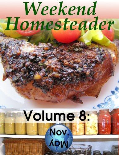 Weekend Homesteader: November by [Hess, Anna]