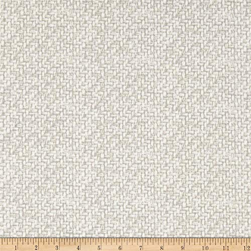Tommy Bahama Outdoor Tampico Printed Texture Dove Fabric Fabric by the Yard