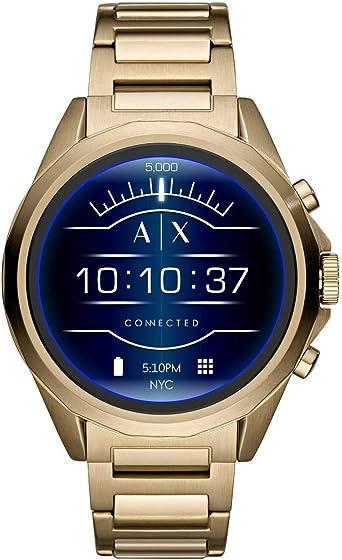 Armani Exchange Smartwatch AXT2001: Amazon.es: Relojes