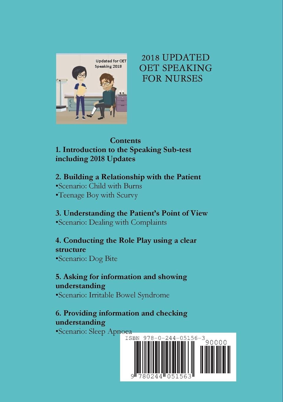 OET Speaking For Nurses Book 1: Amazon co uk: Virginia Allum