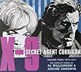 img - for X-9: Secret Agent Corrigan Volume 4 book / textbook / text book