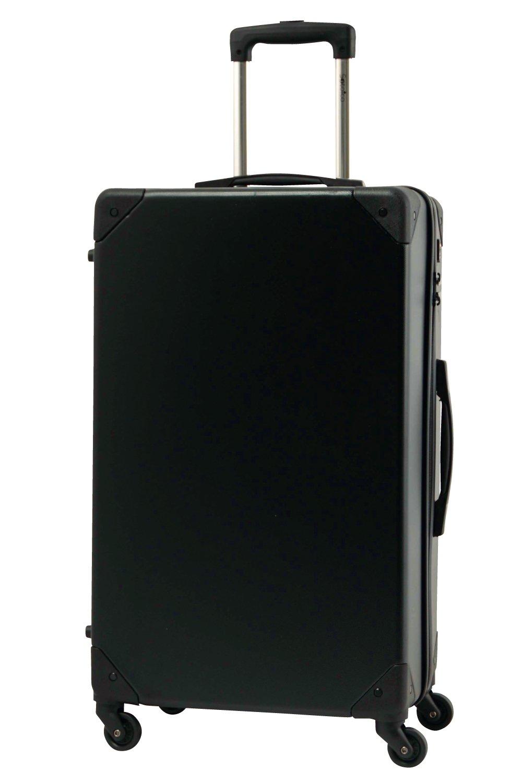 [グリフィンランド]_Griffinland TSAロック搭載 トランクケース スーツケース 超軽量 PET7156 【全国無料配送&1年間修理保証】 B01M3SVA4K L(29)型|漆黒(ブラック系) 漆黒(ブラック系) L(29)型