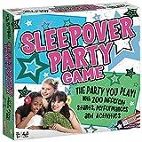 Sleepover Slumber Party Game- Young Tween Teens Girlfriend Fun Activities