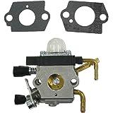 JRL Carburateur & Joints pour taille-haies STIHL HS81 HS81R HS81RC HS81T HS81TZ HS81RCE HS81TCE HS86T HS86R HS86RZ