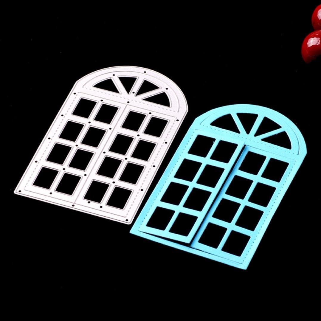 FNKDOR Stanzschablone Scrapbooking A Pr/ägemaschine Pr/ägeschablonen Schablonen Stanzformen Zubeh/ör f/ür Sizzix Big Shot und andere Stanzmaschine