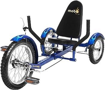 Mobo Triton Kart Kids Three Wheel Recumbent Bike