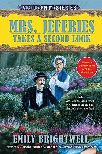 Mrs. Jeffries Takes a Second Look (A Victorian Mystery)