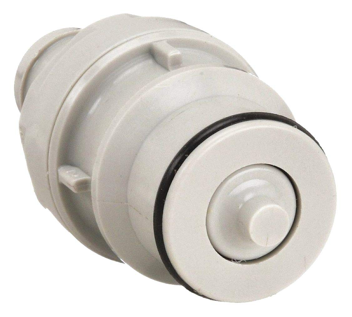 CPC (Colder) HFCD22812 CPC (Colder) HFCD22812 Quick-Disconnect Fittings, Valved Hose barbs Inserts, PP, 1/2''