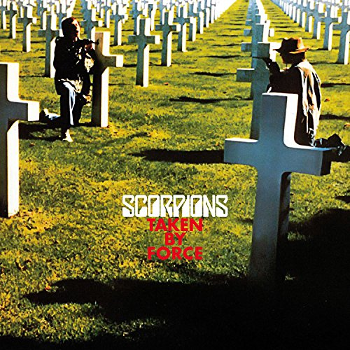 CD : Scorpions - Taken By Force: 50th Band Anniversary (Hong Kong - Import)