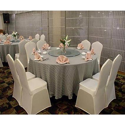Amazon 10pcs Spandex Chair Covers Ferty Banquet