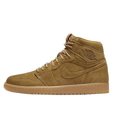 b841431d98fc9 Nike Air Jordan I Retro High OG - 555088710 - Color Brown-Honey ...