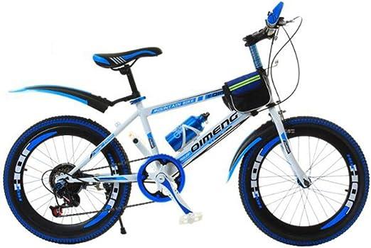 HUALQ Bicicleta Carreras niños Bicicleta de montaña Velocidad ...
