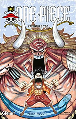 Amazon Com One Piece Edition Originale Tome 48 French