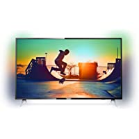 Philips 6000 series 4K Ultra Slim Smart LED TV with Pixel Precise Ultra HD 55PUT6233/56