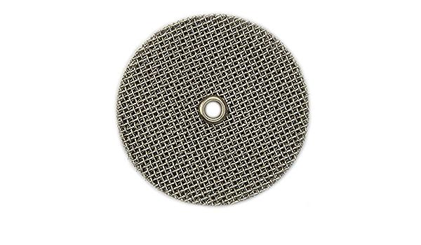 #20 Single w// Extra Diffusor GLS Fab Ceramic TIG Welding Cup