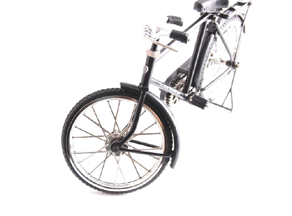sleeri Mini Bicycle Bike Model Toy Gift Home Office Decoration by sleeri (Image #3)