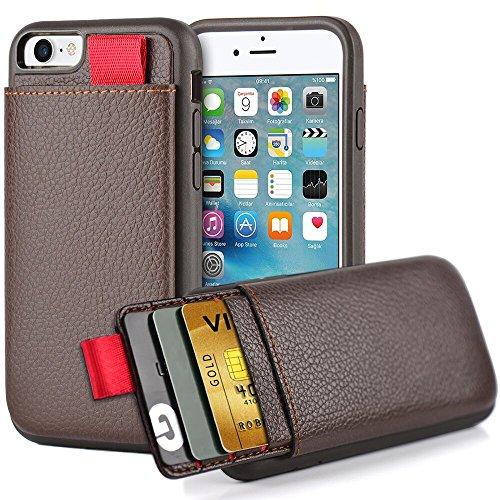 LAMEEKU Shockproof Leather Protective 4 7inch