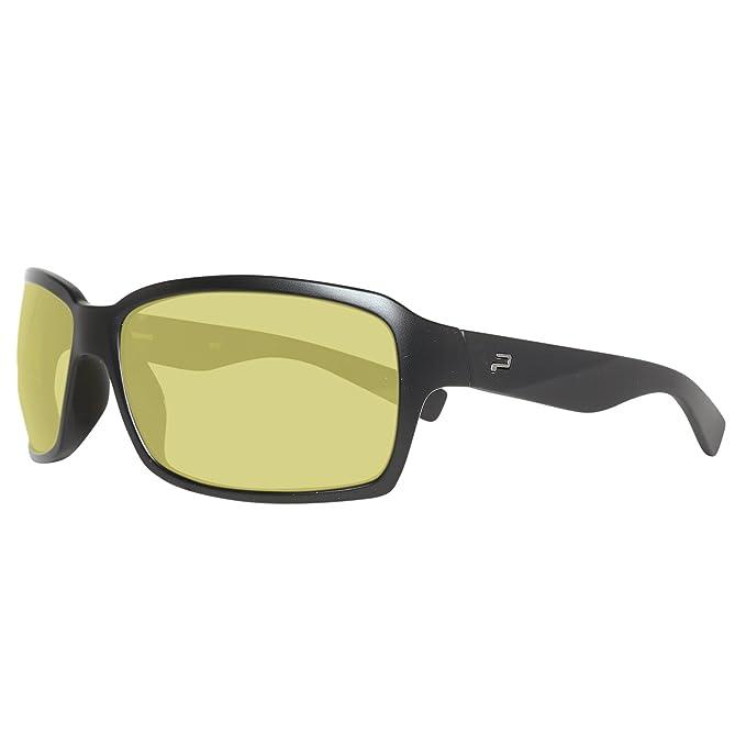 Polaroid P7327D-807, Gafas de Sol para Hombre, Black, 52