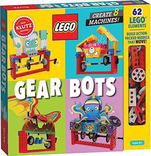LEGO Gear Bots (Klutz): Create 8 Machines