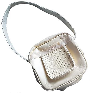 new concept 76354 2517f adidas Damen Tasche sportliche Umhängetsche ockergelb