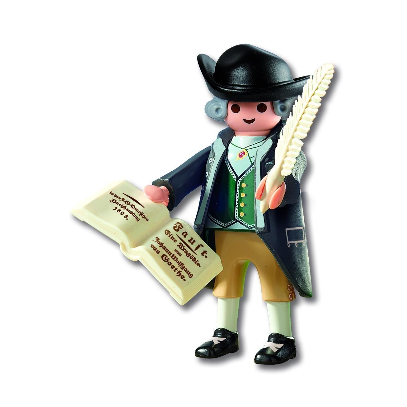 Playmobil 9124 Johann Wolfgang von Goethe: Amazon.co.uk: Toys & Games