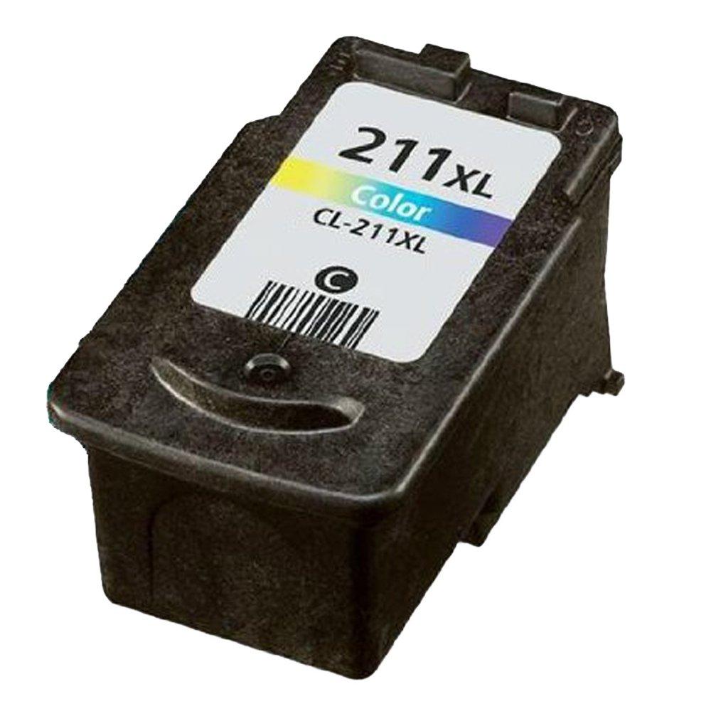 ocproducts rellenados Canon 211 x l cartuchos de tinta de ...
