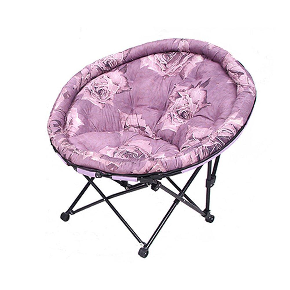 QIQI Faul Sofa Folding Stuhl Home Stuhl Stuhl Mond Stuhl Stuhl Lounge Stuhl Büro Mittagspause in der Nachmittags-Lounge ab34b1