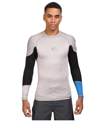 Rip Curl traje de surf L/S Rashguard: Amazon.es: Deportes y ...