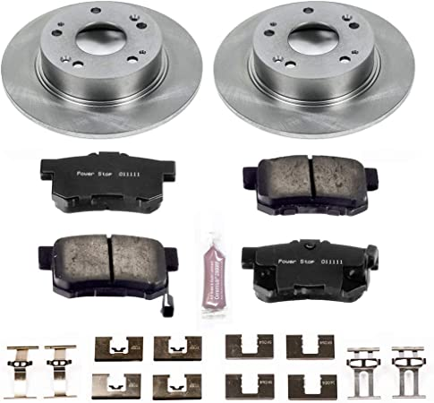 Autospecialty KOE4671 1-Click OE Replacement Brake Kit