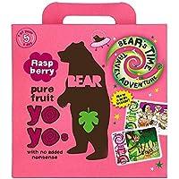 Bear Fruit Yoyos Raspberry Multipack - 5 x 20g