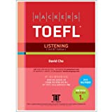 Hackers TOEFL ListeningハッカーズTOEFLのリスニング :3rd iBT Edition
