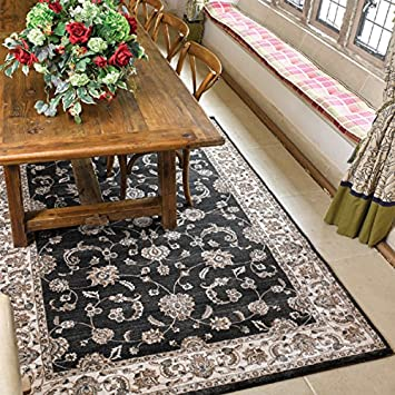 Rugs With Flair Denbury Tapis Classiquetapis Traditionnel Salle
