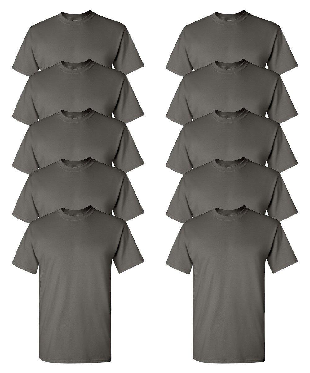 Gildan SHIRT メンズ B01CKCQJFK XXXX-Large|Charcoal Grey Charcoal Grey XXXX-Large