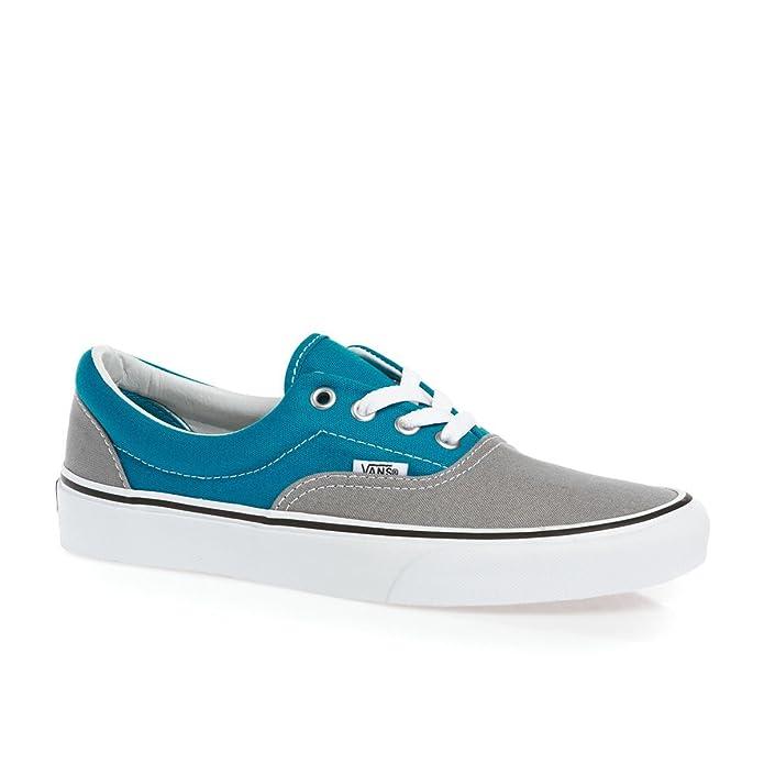 Vans Era Sneakers Unisex Damen Herren Blau Grau