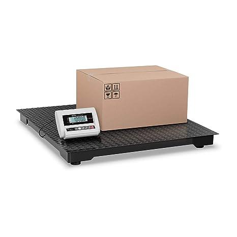 Steinberg Systems Báscula De Suelo Balanza Industrial de Plataforma SBS-BW-1T/0.5