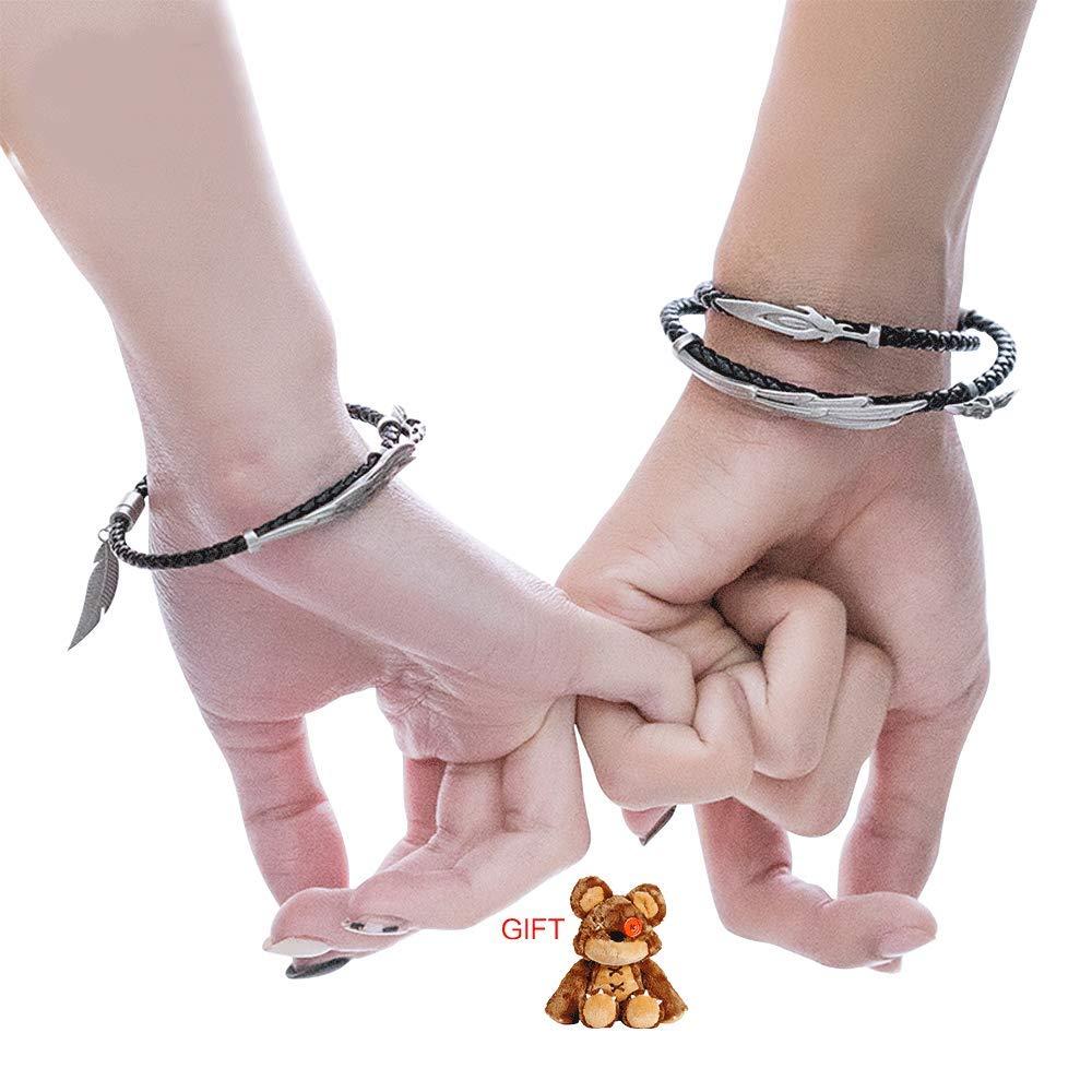 League of Legends Rakan Xayah Bracelet Girlfriend Boyfriend Valentine's Day Jewelry Free Tibbers Tencent Official