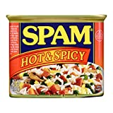 Spam Hot & Spicy, 12 Ounce Can