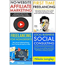 Online Marketing Ideas for First-Time Entrepreneurs:  4 Quick-Start Business Ideas to Help You Start a New Business in 60 Minutes or Less
