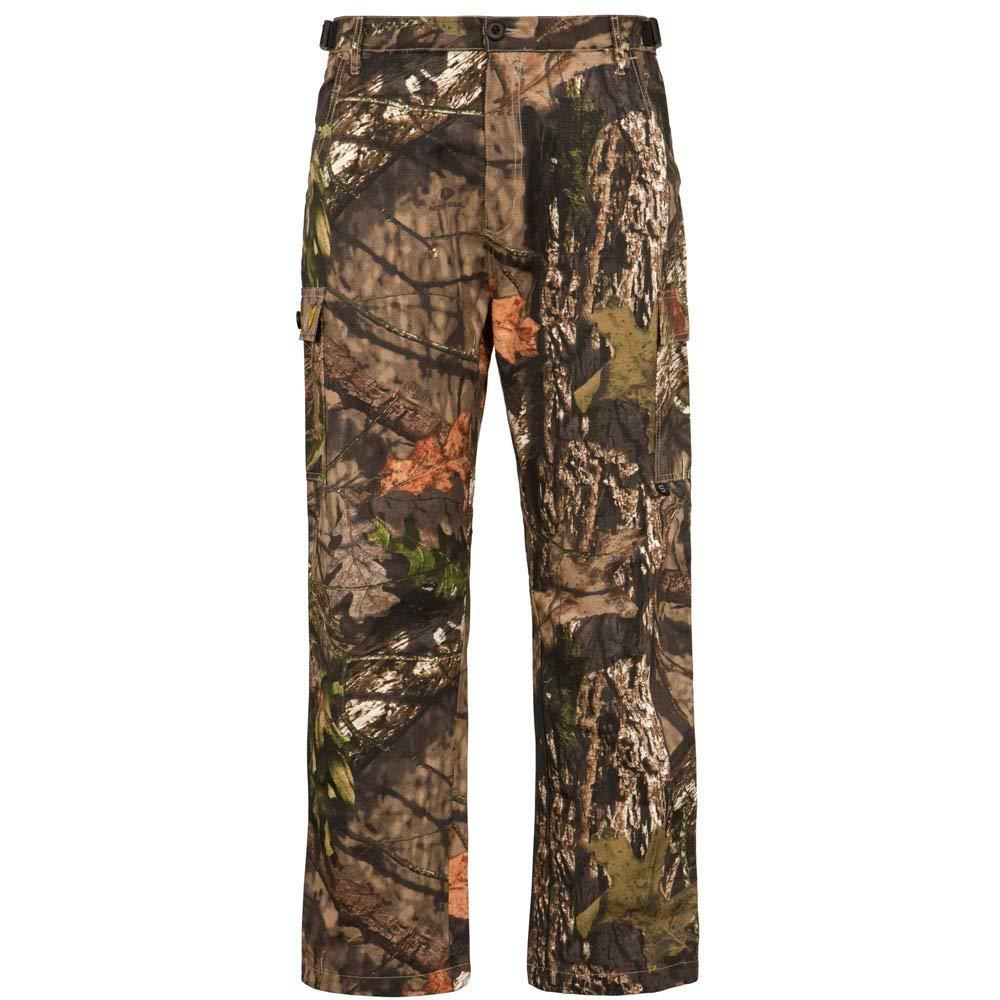 Scentblocker Men's 6-Pocket Pants, Mossy Oak Country, L by Scent Blocker