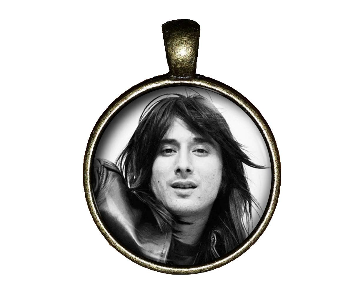 Steve Perry Necklace Journey Handmade We Love You!! Jewelry Pendant Gift