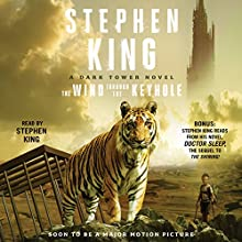 The Wind Through the Keyhole: The Dark Tower Audiobook by Stephen King Narrated by Stephen King