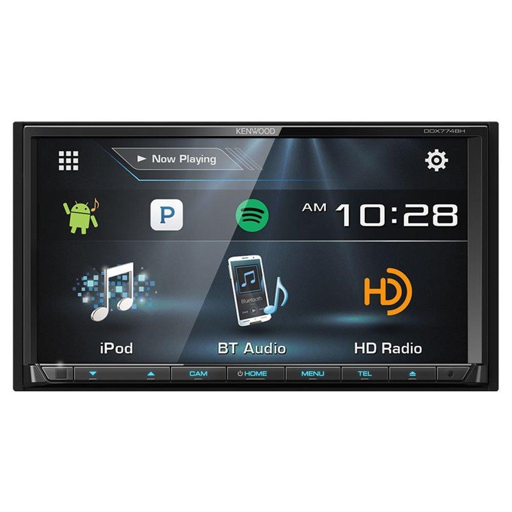 Kenwood DDX774 / DDX774BH DDX774 2 Din Receiver w/ Bluetooth and HD Radio