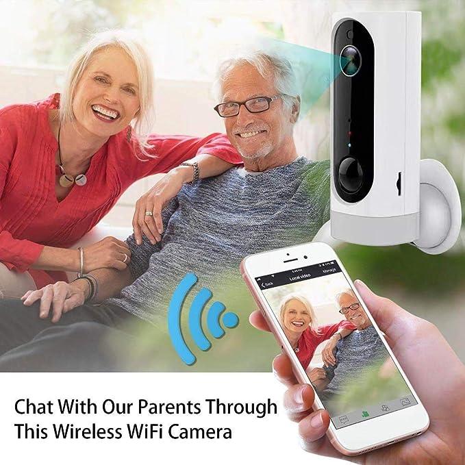 Paul03Daisy cámaras de Seguridad, 1080p IP cámaras de vigilancia ...